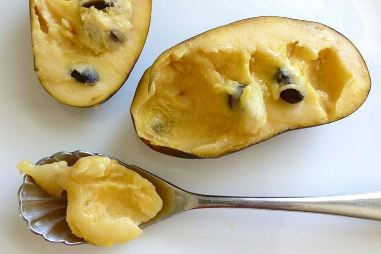 Плод бананового дерева