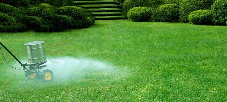 Жидкие удобрения для газонов